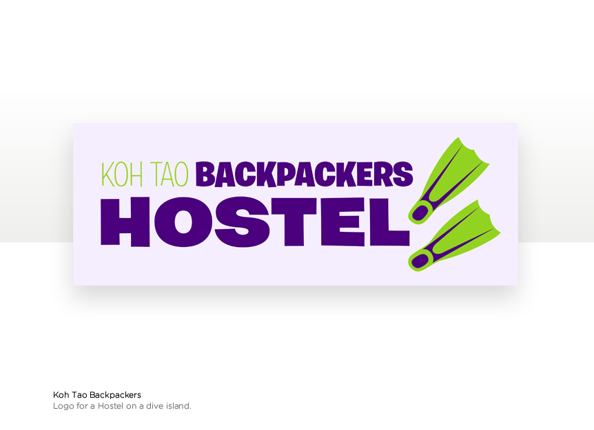 Logo Design for a hostel